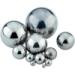 Kugel Inox 1.4301 ungehärtet / nicht magnetisch